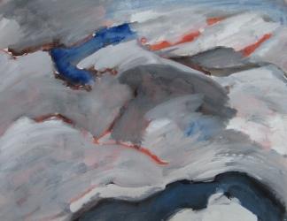 francine-kooij-acryl-kleur-besneeuwd-berglandschap-02