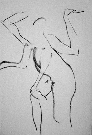 francine-kooij-houtskool-tekeningen-modelstudies-dansend-05